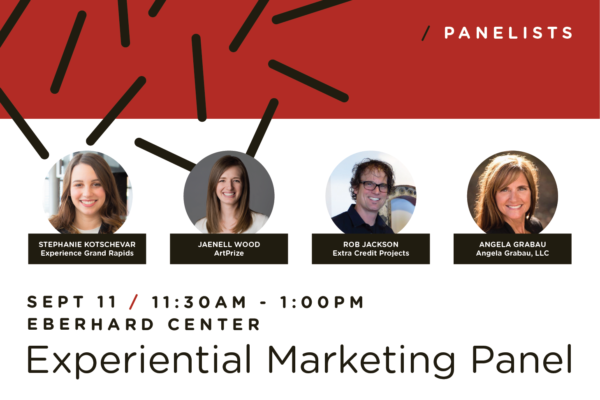 Experiential Marketing Panel