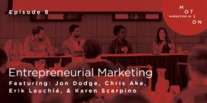Entrepreneurial Marketing Graphic