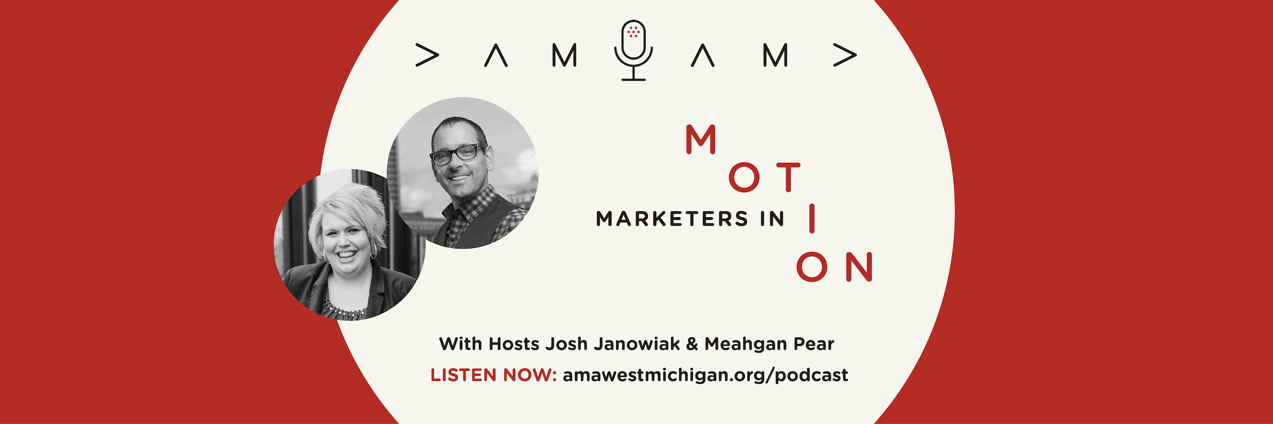 AMA West Michigan Podcast Website Banner Image
