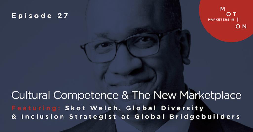 Photo of Skot Welch Global Diversity & Inclusion Strategist at Global Bridgebuilders
