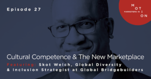 Photo of Skot Welch Global Diversity & Inclusion Strategist at Global Bridgebuilders