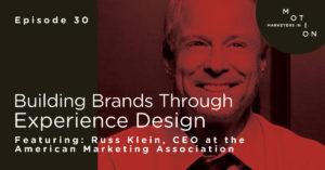 Episode 30-Building Brands Through Experience Design-Wordpress