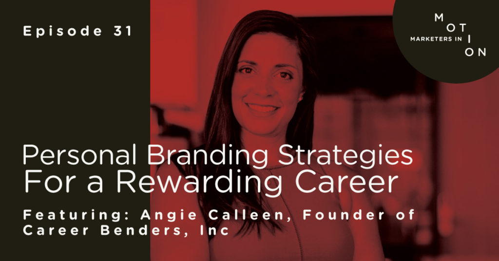 Photo of Angie Callen from Career Benders Inc